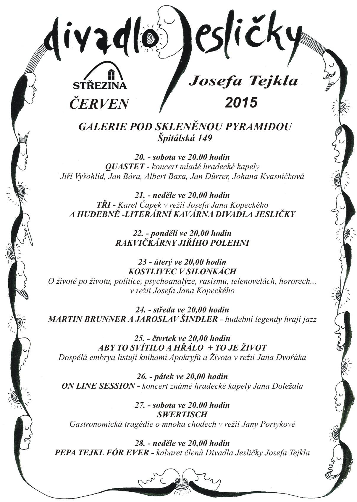 Program Trhliny 2015